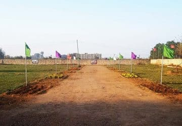 Affordable residential Plots